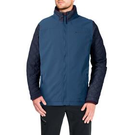 VAUDE Cyclist Padded Jacket Men fjord blue